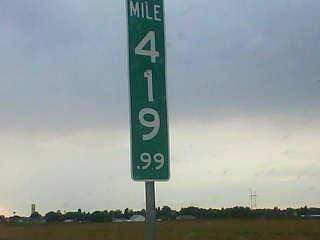 Colorado changes 'Mile 420' highway marker to stymie stoner heists